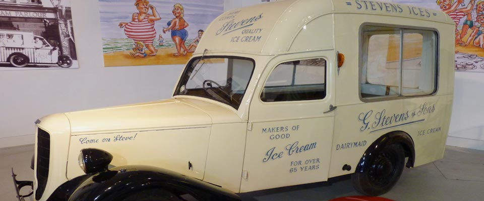 The History of Ice Cream