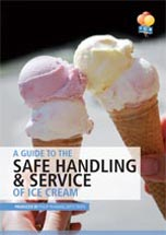 A Guide to the Safe Handling & Service of Ice Cream