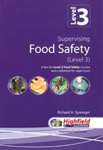 Supervising Food Safety